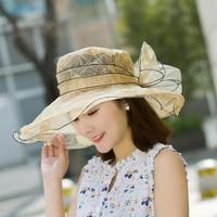 Ymsaid 7 цветов элегантные женские Модные церкви Шапки женский пляж шляпа летом Gorras Защита от солнца Hat Свадьба Винтаж Дерби в Кентукки Шапки