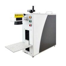 30 Вт волоконно-лазерная маркировочная машина цена Металл 30 Вт Лазерный Маркер триумф для автозапчастей