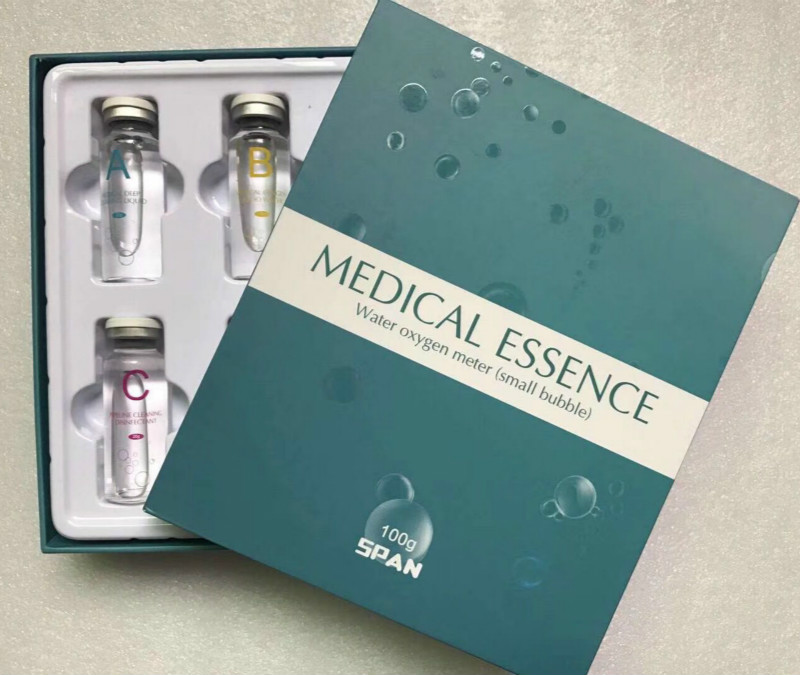 Facial Serum Water Oxgen Meter (Small Bubble) Essence 20g/Bottle Facial Serum For Normal Skin For Salon Use
