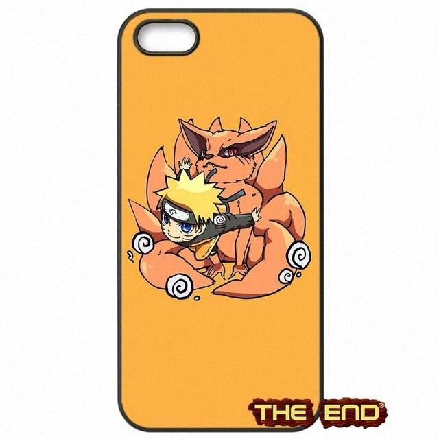 Naruto Baby Kurama Loving Phone Case For Samsung Galaxy