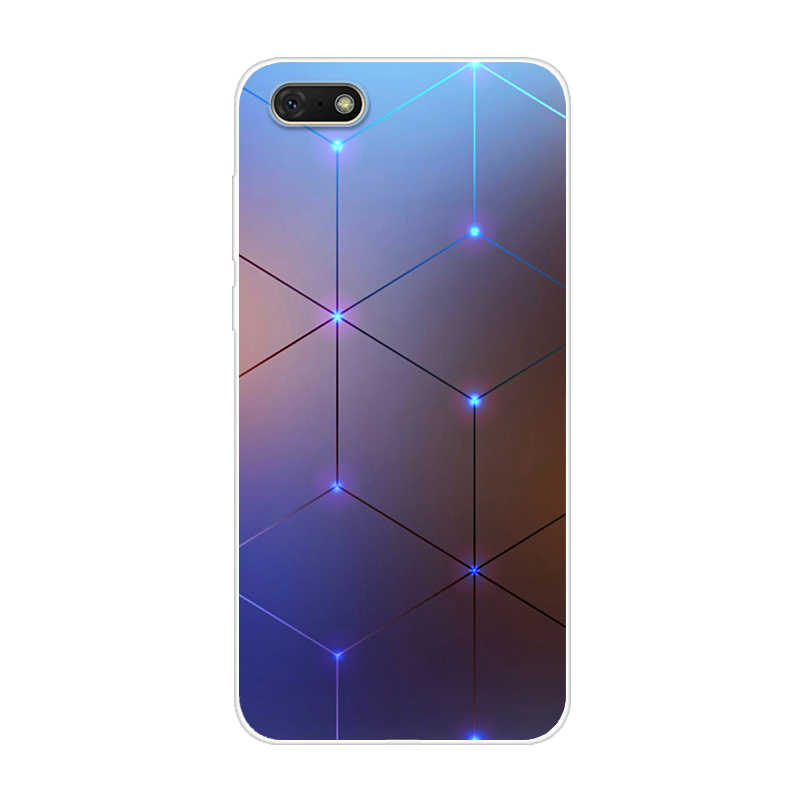 Para Huawei Y5 Lite 2018 funda blanda de silicona TPU 5,45 pulgadas para Huawei Y5Lite Y 5 Lite 2018 funda de teléfono funda DRA-LX5