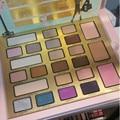 Natal Em Nova Iorque 24 cores shimmer matte eyeshadow sombra de Natal