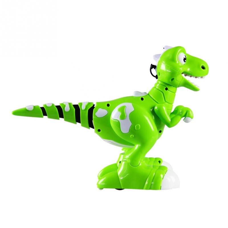 Fernbedienung Spielzeug Smart Fernbedienung Nebel Spray Dinosaurier Multifunktionale Licht Musik Tanzen Kinder Spielzeug Geschenk 24*17*34 Cm