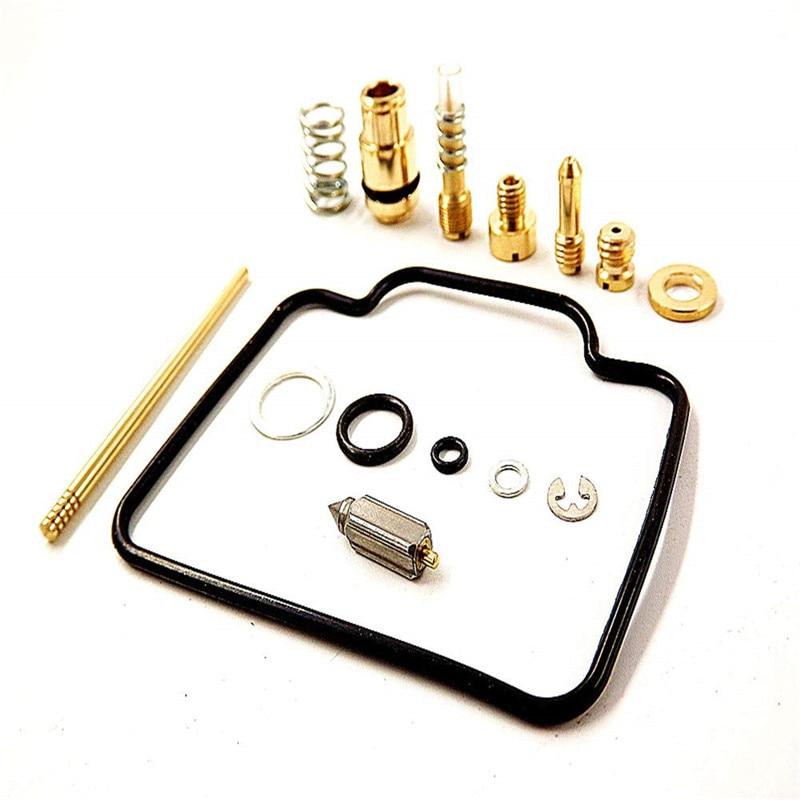 For Suzuki LTF4WDX King Quad 1991-1998 Carburetor Rebuild Kit Useful Durable