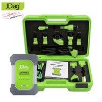 2018 ЭБУ код программист JDiag бренд уполномоченным автомобиля диагностический инструмент JD J2534 Elite2 Pro Competable с J2534-1 и J2534-2