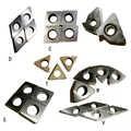 Carbide Insert Shim DN1506 CN16 CN19 MS12 MS15 MD11 MD15 MV1603 MC1204 MW0804 MT1603 MT2204 MS1204 STM1603R STM1603 MTM22RL