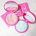 New Make Up 5 Star Skin Frost Highlighter & Bronzer Pigment Highlighting Makeup ILLUMINATOR Powder Palette