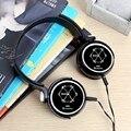 Ulzzang EXOclusive NX ATO álbum fone de ouvido estilo cartaz Chanyeol Sehun Baekhyun Leigos Fazer Chen Xiumin Suho Kai Kris Luhan Headsets