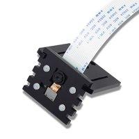 5 Megapixels 1080p Sensor OV5647 Mini Camera Video Module With Adjustable Camera Module Mount For Raspberry