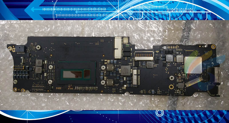 Test well Logic Board For Macbook Air 11 A1465 Motherboard 1 6 GHz Core i5 I5