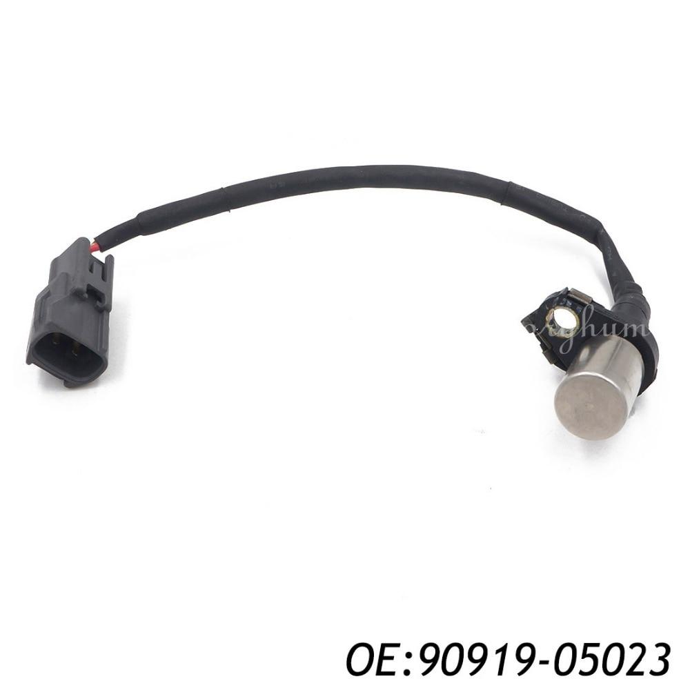 90919-05023 9091905023 90919 05023 Crank Shaft Crankshaft Position Sensor For Lexus Gs300 Sc300 Is300 3.0l L6 To Have Both The Quality Of Tenacity And Hardness Automobiles & Motorcycles Automobiles Sensors