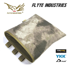 Genuine FLYYE MOLLE Magazine Drop Pouch In stock Military camping modular combat CORDURA M013