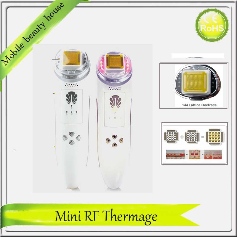 Portable Fractional RF Radio Frequency Thermage Beauty Device For Collagen Stimulation Tightening Face Lifting Wrinkle Removal картридж profiline pl ce411a 305a for hp m351 m451dn m451dw m451nw m475dw m475dn cyan 2600 копий