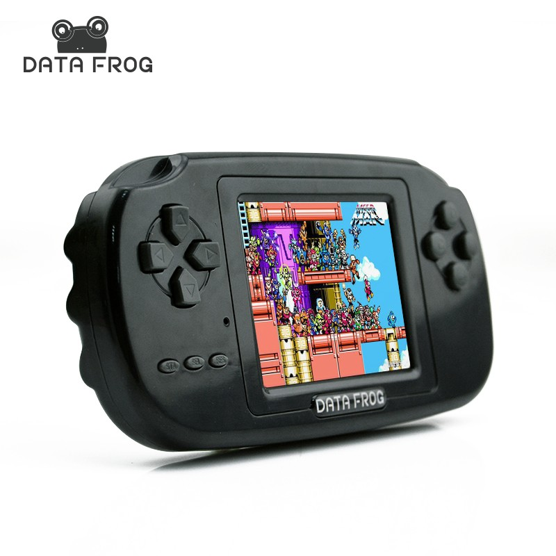 handheld game player game console