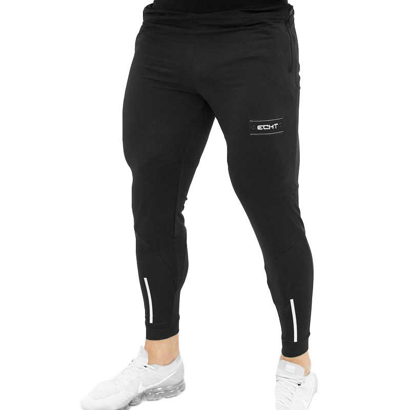 High Quality Brand Clothing Jogger Pants Men Gyms Fitness Bodybuilding Workout Pants For Runners Autumn Sweat Trousers Britches