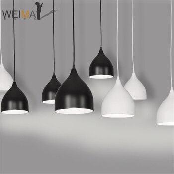 Cabeça pequeno bar lustre moderno simples personalidade sala de estar da sala de jantar cozinha sala de jantar lâmpadas e lanternas