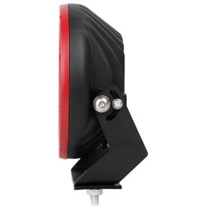 Image 4 - Светодиодный Рабочий фонарь Xuanba, 8 дюймов, 160 Вт, для внедорожников, вездеходов, 12 В, 24 В, грузовиков, прицепов, 4WD, 4x4, внедорожников, грузовых автомобилей