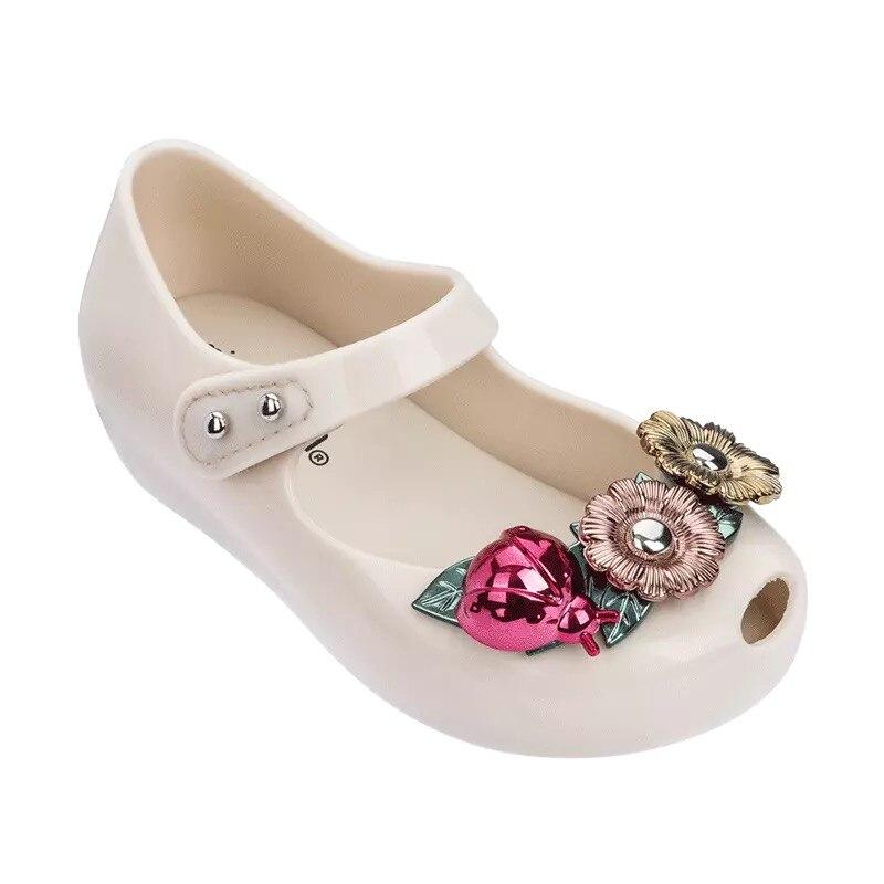 Mini Melissa Ultragirl Flower Girl Sandals 2019 Jelly