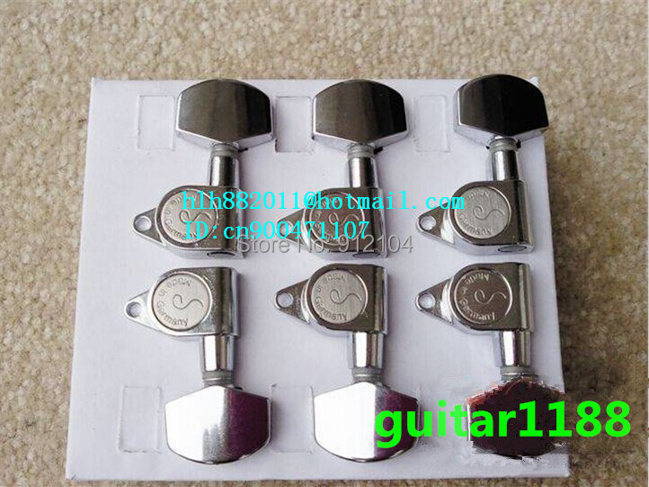 free shipping new electric  guitar tuning peg guitar button for both side of the guitar  8298 цена и фото