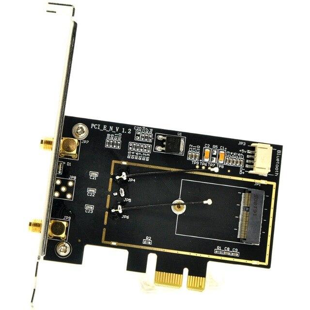 M2 Ngff Mini Pci E To Pci E Wireless Wifi Converter