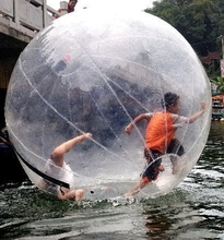 water walk balls,clear water pump,walking on water ball