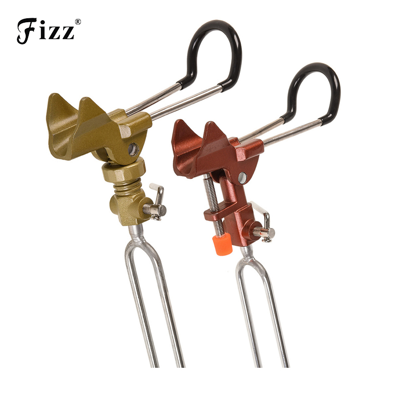 Universal Angle-Adjustable Fishing Rod Bracket Holder Anti-corrosion Fishing Rod Support Stand Fishing Tool Accessories new practical adjustable fishing rod pole holder bracket fishing rack tool accessory support