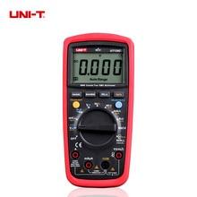 UNI-T UT139C True RMS LCD Multimeter Digital Tester Electric Handheld Tester 6000 Count Multimetro