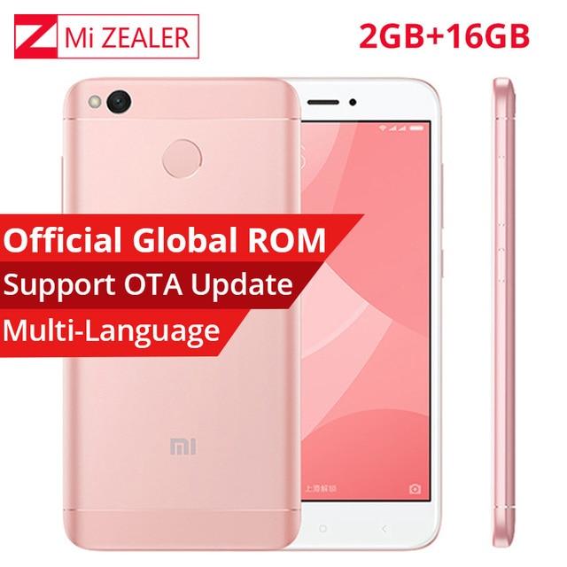 Original Xiaomi Redmi 4X Smartphone 2GB 16GB 4100mAh Snapdragon 435...