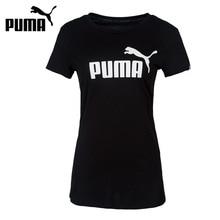 Original New Arrival Puma Women's T-shirts short sleeve Sportswear