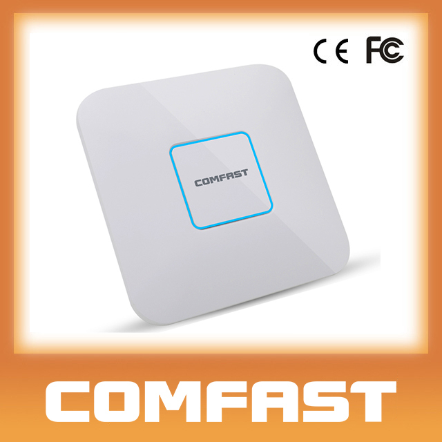 2 шт. 1200 Мбит AC wi-fi маршрутизатор 2.4 Г + 5.8 Г двухдиапазонный Wi-Fi Точка Доступа Ретранслятор Wi Fi CF-E355AC потолок беспроводной AP поддержка openWRT
