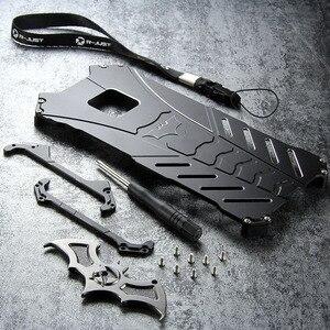Image 5 - For HUAWEI Mate 30 Pro Case Batman Armor Aluminum Metal For P40 P30 P20 20 Pro 20X 5G lite nova 6 7 se Case Shockproof Coque