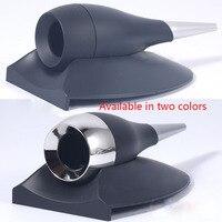 10 unids/lote 19 Núcleo de cavidad de plástico tweeter fijo forma de concha de Caracol super de tono alto conjunto de altavoz top bocina modificada|Conectores| |  -