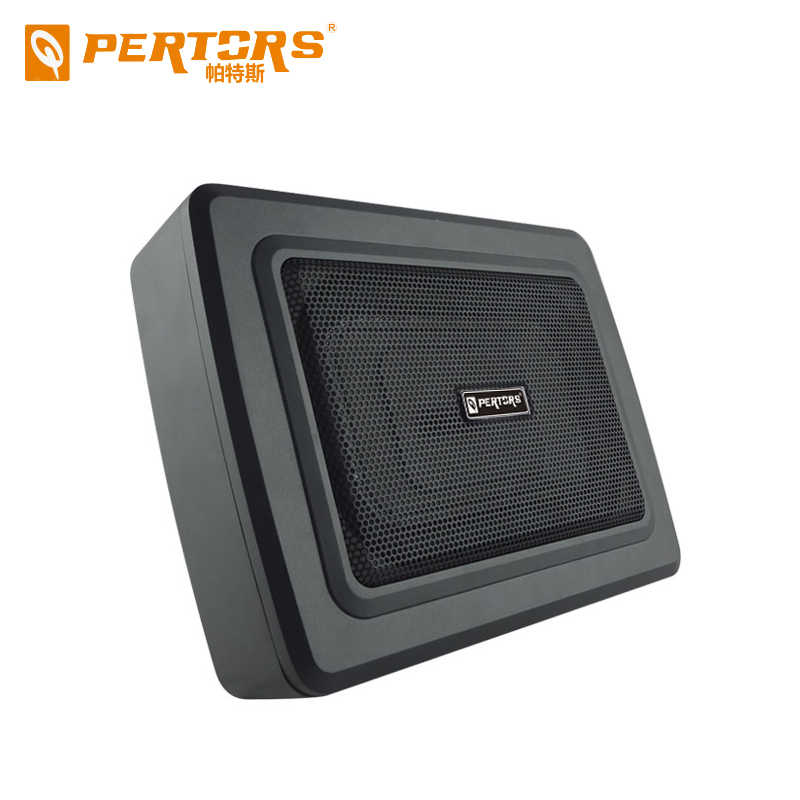 Hot Sale Active Subwoofer Under Seat Carro Bass New 8 Inch Audio Active High Power Car Subwoofer Maximum Power 600w Subwoofers