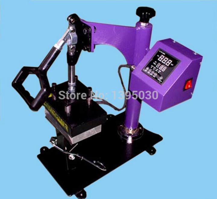 1 pcs Cap & Flat Press Machine (CP3815 ) machine machine cap press machine capping machine -