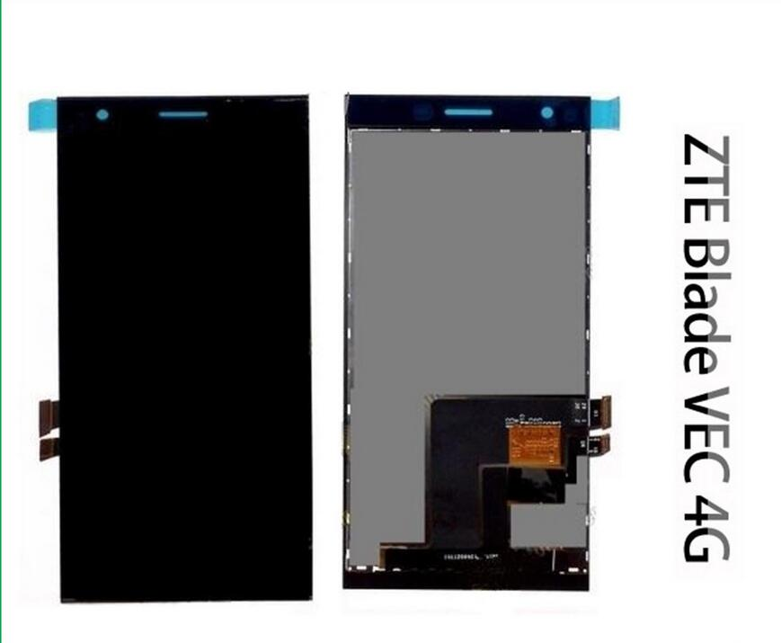 100% Tested For ZTE Blade VEC 4G LCD Display Touch Screen with LCD Full replacement screen for VEC 4G lcd with tools
