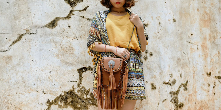 New Vintage Bohemian Fringe Messenger Crossbody Bag Purse Women Tassel Boho Hippie Gypsy Fringed Tote Handbag Womens (37)