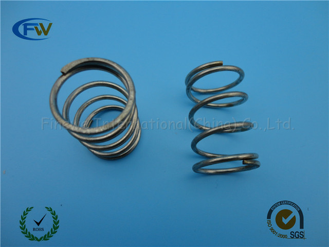 Manufacture Custom ends closed and ground big wire compression ...