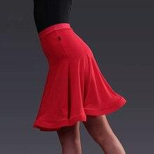 Di modo Sala Da Ballo donna latino del pannello esterno di ballo Tango costume Sexy rumba samba prestazione del vestito del pannello esterno di ballo per le donne allenamento indossa