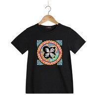 Kiss Rock Bande Boys T Shirt Children Summer T Shirts Kids Printed Tshirts Tops Blouse Girls