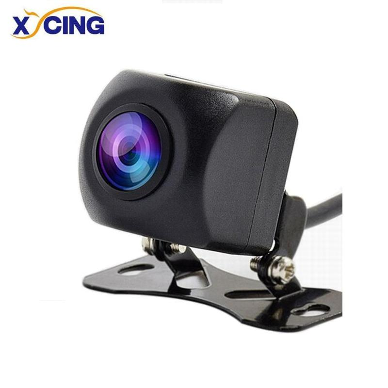 XYCING IP68 Waterproof Auto Rear View Camera Car Back Reverse Camera SONY MCCD Fish Eyes Night Vision HD Parking Assistance Cam