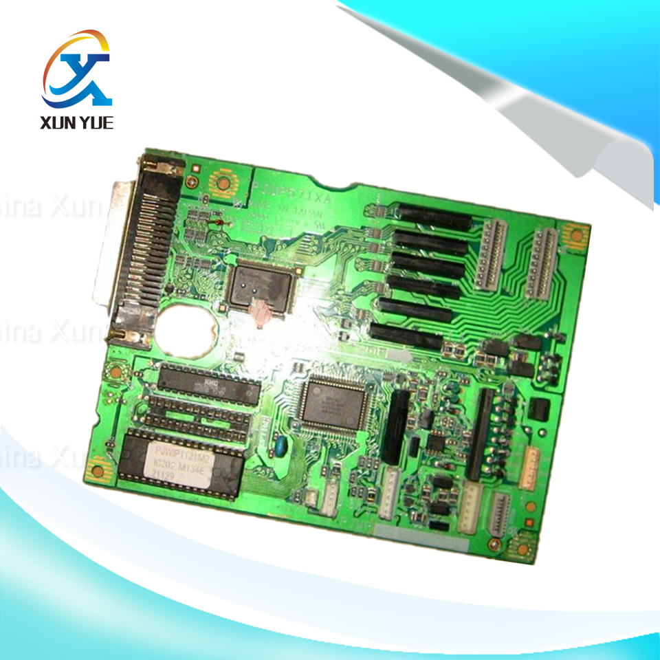 GZLSPART For Panasonic KX-P1121 Original Used Formatter Board Parts On Sale the original lcd37b66lcd40a71 40 ld3726 pwf2x p mother used disassemble