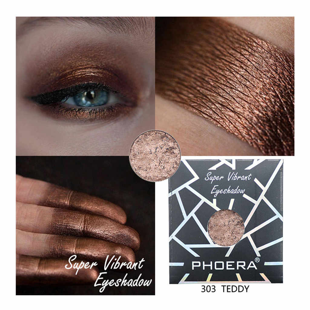 Customize Magnetic Pan Eyeshadow Collection Shimmer Glitter Eye Shadow