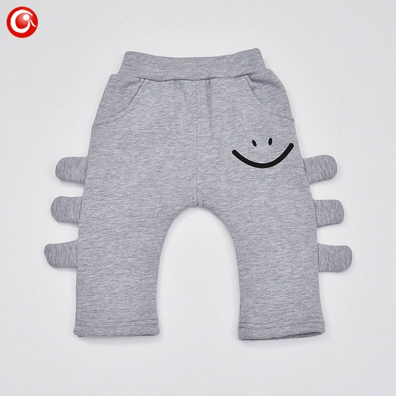 7-24M Baby Winter Tights For Boys Warm Plushed Kids PP Pants For Girls Infantil Bebes Thicken Trousers Clothes 2016  (22)
