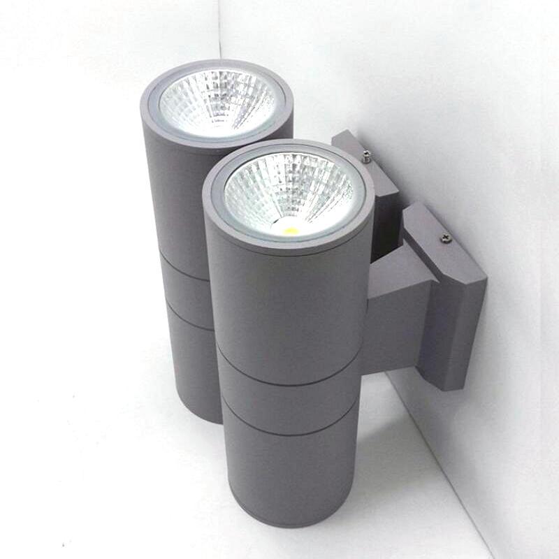 Led ウォールライト屋外 Led ウォールランプアップとダウンポーチライト LED 20 ワット 30 ワットブラケットランプ -