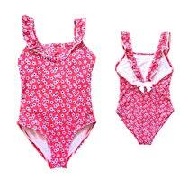 Цельные купальники для девочек; купальные костюмы с цветочным рисунком для девочек; купальные костюмы для девочек 4-16 лет; G1-K510