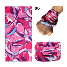 Buy one Get one Bicycle Seamless Bandanas Summer Outdoor Sport bandanas Ride Mask Bike Magic Scarf Cycling Headband(China)