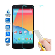 For LG Nexus 5 Glass 0.26mm Protective Tempered Glass For LG Google Nexus 5 D820 D821 Nexus5 Screen Protector Guard Film