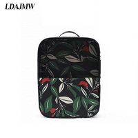 New Waterproof Portable Cosmetic Organizer Makeup Bag Travel Shoes Storage Tote Toiletries Laundry Shoe Finishing Pouch