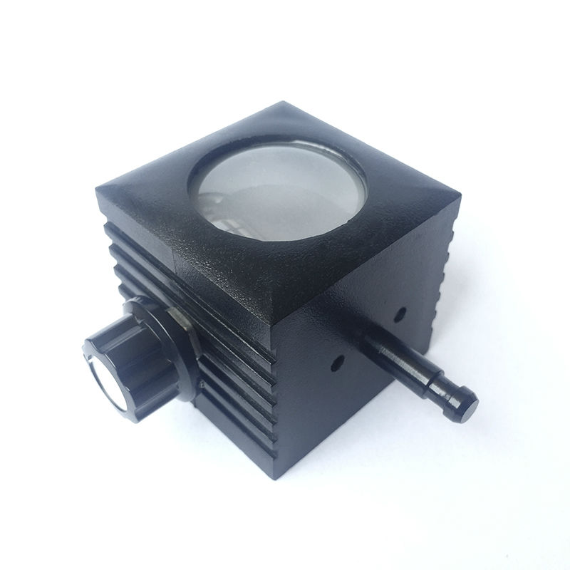 Dual Power Microscope Supplementary Lighting Microscope Light Source with Adjustable Bottom Lamp цена
