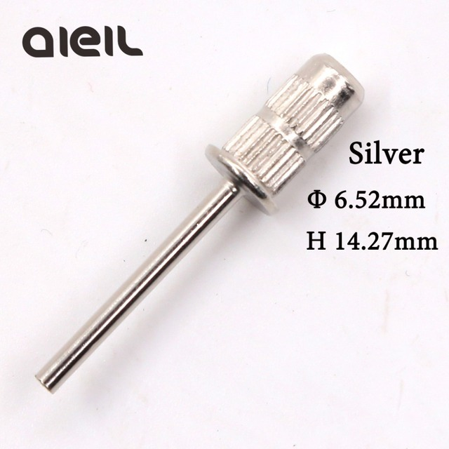 5PCS Nail Drill Bits Sanding Bands Mandrel Grip Cutters For Manicure Nail Sanding Caps for Pedicure Cutters For Pedicure Sanding 2